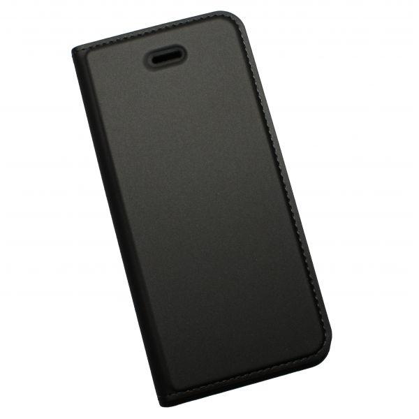 ... Černé flipové pouzdro Dux Ducis SkinPro pro Apple iPhone 6   6S ... 51d6738a438